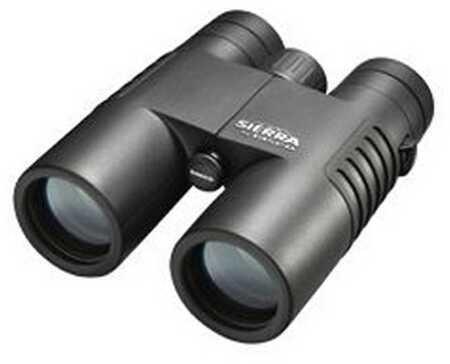 Tasco Sierra Black Waterproof, Fogproof Binoculars 10x42mm Black Roof Prism TS1042D