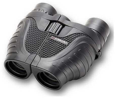 Simmons ProSport Series Binoculars 8-17x25 PS Black Compact,Porro Prism Zoom 899875