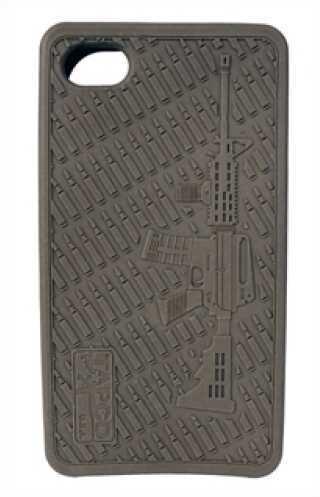 Tapco iPhone 4/4s AR-15 Case Flat Dark Earth IPHONE011AR-FDE
