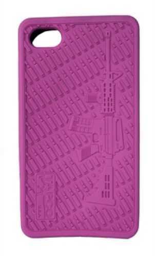 Tapco iPhone 4/4s AR-15 Case Pink IPHONE011AR-PNK