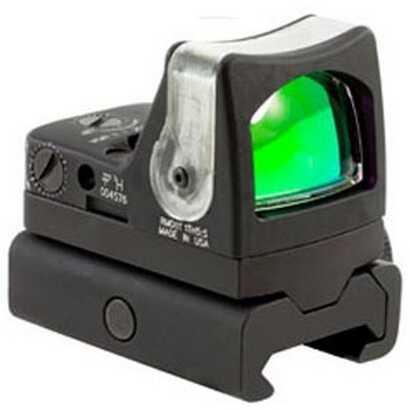 Trijicon RMR Sight Dual Illuminated 12.9 MOA w/RM34W Weaver RM08A-34W