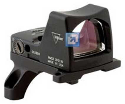 Trijicon RMR Sight 6.5 MOA w/RM35 ACOG Mount RM02-35