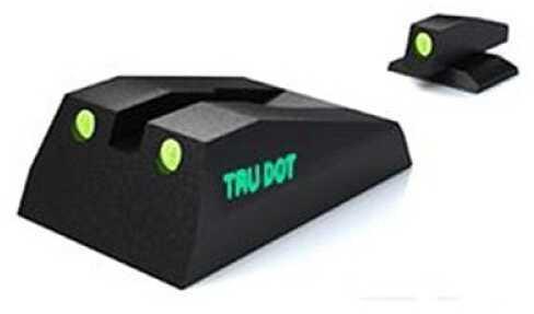Mako Group Ruger - Tru-Dot Sights SR-9 & SR-9C Fixed Set ML10993