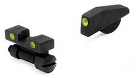 Mako Group S&W - Tru-Dot Sights K,L & N Revolvers Adjustable Set ML22771