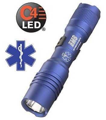 """Streamlight ProTac EMS. CP. 1 """"AA"""" Batteru, Holster, Blue 88034"""
