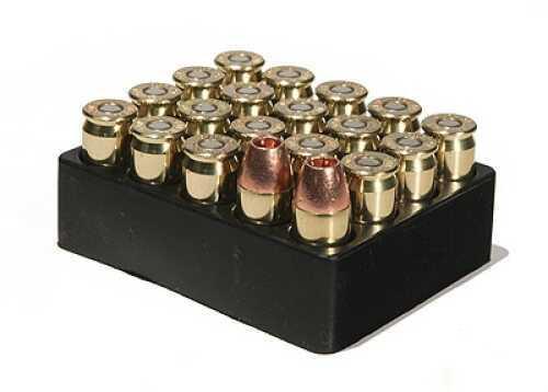 PNW Arms TacOps Ammunition 45 ACP 185 Gr, Solid Copper HP (Per 20) 45ACPTAC185SCHP20