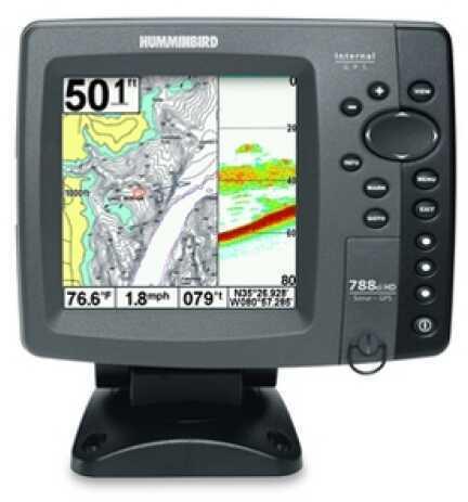 Humminbird 788Ci HD Combo Sonar/GPS 407950-1
