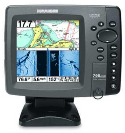 Humminbird 798Ci HD Si Combo Sonar/GPS 407970-1