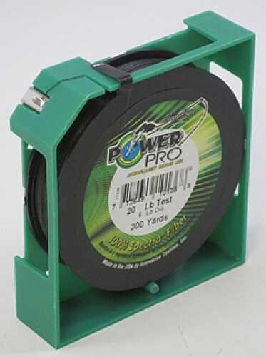 Shimano PowerPro Microfil Line 20 lb Green, 300 Yards 21100200300E
