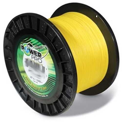 Shimano PowerPro Microfil Line 150 lb, Hi-Vis Yellow, 1500 Yards 21101501500Y