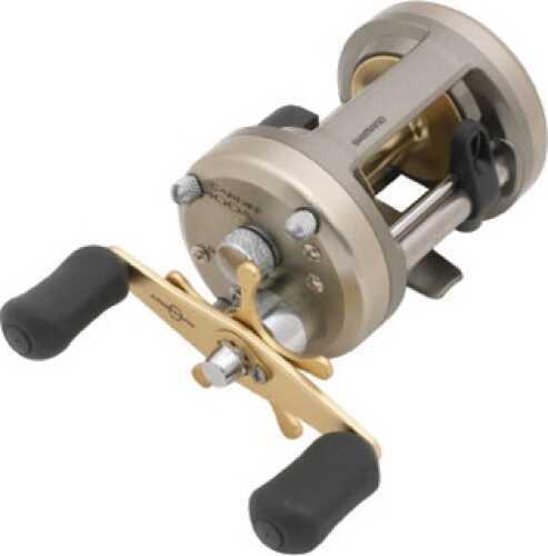 Shimano Cardiff Baitcast Reel 4+1BB 5.2:1 14/250 Right Hand CDF400A