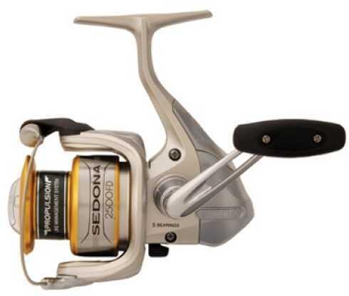 Shimano Sedona FD Spin Reel MD 6.2:1 6/200 SE2500FD