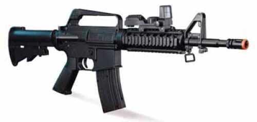 Crosman Stinger R34 6mm Tactical 300fps Black SASR34