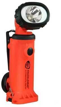 Streamlight Knucklehead Light Spot, Alkaline, Orange, Blister Pack 90744