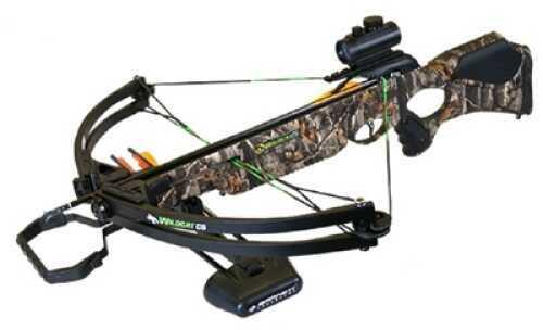 Barnett Wildcat C5 Package (Camo)-Quiver, Arrows, Scope 78078
