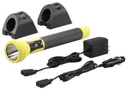 Streamlight SL-20LP AC/DC Flashlight w/2 Sleeves 2 Sleeves-Yellow NiMH 25323