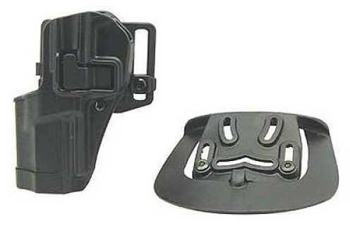 BlackHawk Products Group Serpa CF, Belt & Paddle Holster, Plain Matte Black Finish Left Hand FN 5.7 USG 410518BK-L