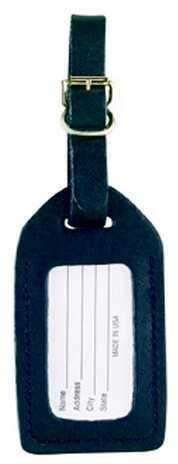 Humangear Small Leather Rectangular ID Holder, Black ID11BLKHT