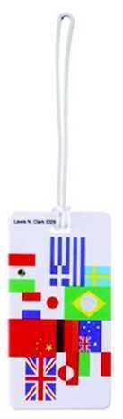 Humangear Luggage Tag International Flag Md: Id29