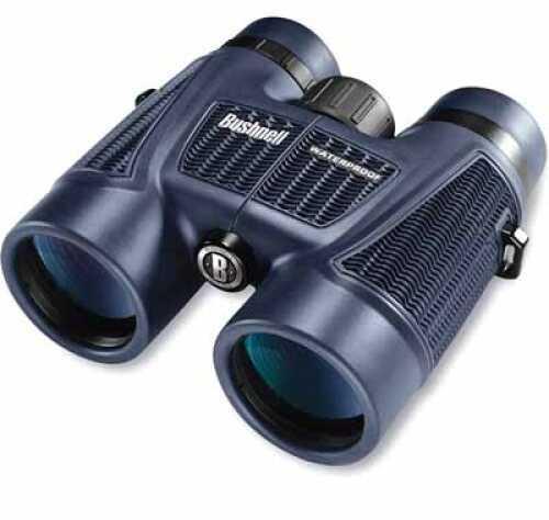 Bushnell 10x42 Black Roof BAK-4, Twist UP Eyecups 150142C