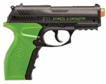 Crosman Zombie Eliminator C02 Pistol Black AMZ11