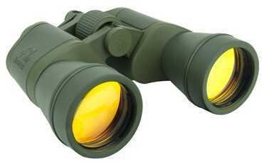 NcStar Binoculars 10x50, Olive Drab Green, Ruby Lens BC1050R