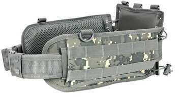 NcStar Battle Belt w/Pistol Belt Digital Camo CVBAB2939D