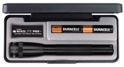 Maglite Mini Mag LED Pro + Black, Presentation Box SP+P017