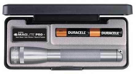 Maglite Mini Mag LED Pro + Gray, Presentation Box SP+P097