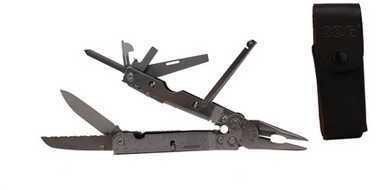 SOG Knives Multitool PowerAssist EOD, Leather Sheath S67-L