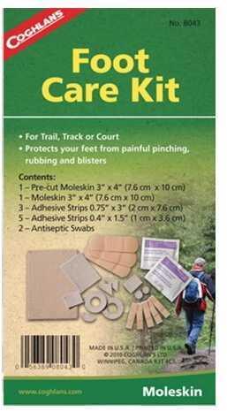 Coghlans Foot Care Kit 8043