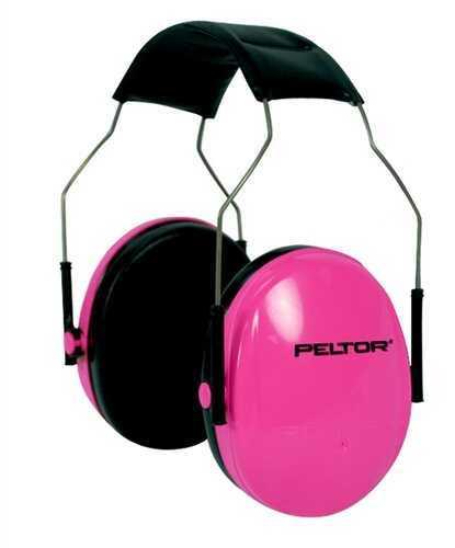 Peltor Junior Earmuff Pink Md: 97022-00000