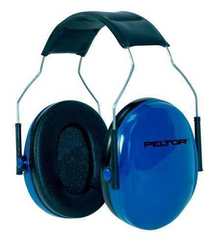 Peltor Junior Earmuff Blue Md: 97023-00000