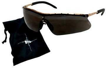 Peltor Metaliks Plus Shooting Glasses, Black Frame 97099-00000