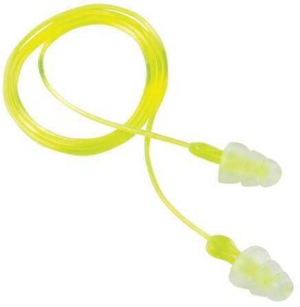 Peltor Reusable Tri-Flange Earplugs, 3 Pairs/Pack 97317-00000