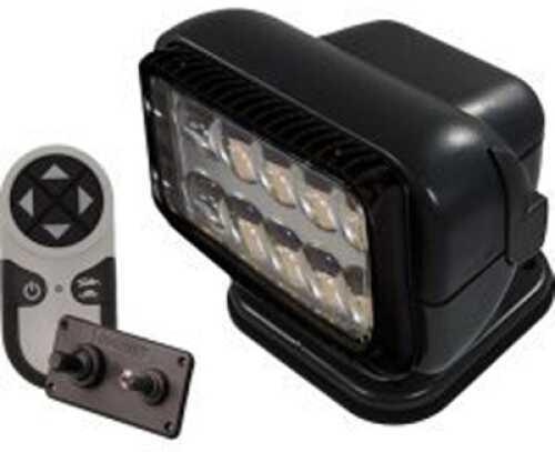 GoLight Permanent Mount Radioray LED Combination,Black 20494