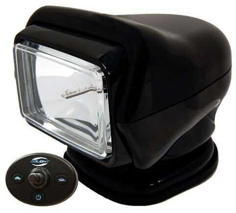 GoLight HID Stryker Wired Dash Remote Black 30211