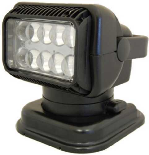 GoLight Gxl Led Fixed Mount Spotlight,Black 4411