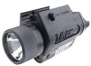 EOTech M6 TLI Tactical Laser Illuminated -Weapons Mount Flashlight, LED Bulb Md: TLI-700-A1