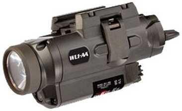 Insight Technology Weapon Light One, Quick Release Mount, AA Long Gun Kit WL1-000-A2