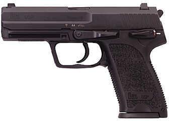 Heckler & Koch USP9 Expert V1 DA/SA, No Jet Funnel, 9mm Luger 10 Round 709080-A5