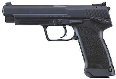 "Heckler & Koch USP9 9mm Luger 5.2"" Barrel 10 Round Expert V1 Double/Single Action No Jet Funnel Semi Automatic Pistol 709080-A5"