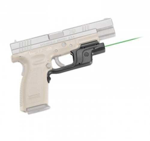 Crimson Trace Green Laserguard Springfield, FS XDM & XD LG-453