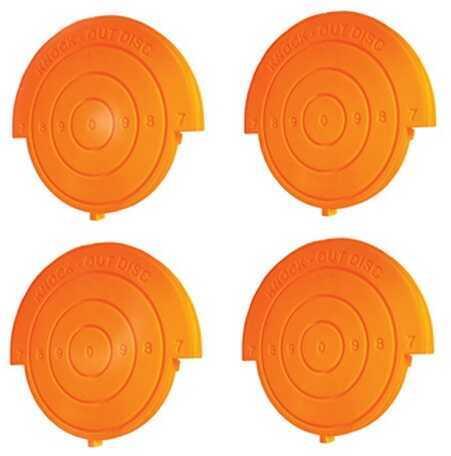 "Do-All Traps Pigeon Perch Impact Seal ""KO"" Disc 4 Pack KOD04"