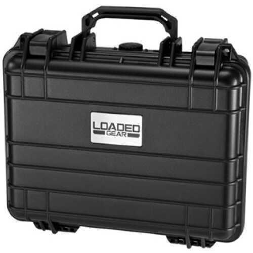 Barska Optics Loaded Gear, Hard Case HD-200, Black BH11858