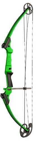 Genesis Original Bow Right Handed, Green, Kit 10934