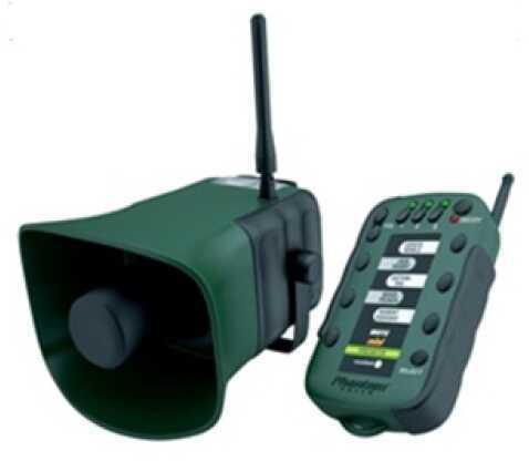 Extreme Dimension Wildlife Mini Remote - Green w/ Deer 1 & 2 Sticks ED-MR-306