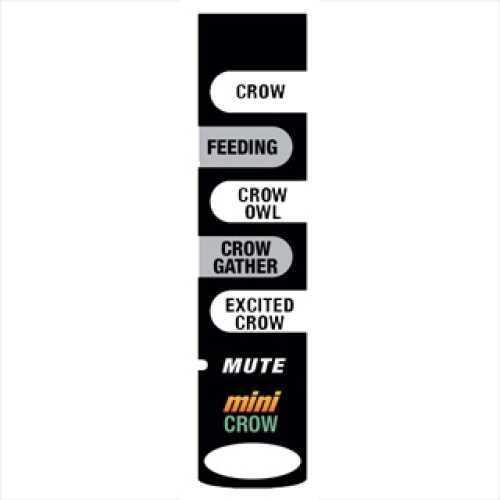 Extreme Dimension Wildlife Sound Stick Mini Crow ED-MSS-708