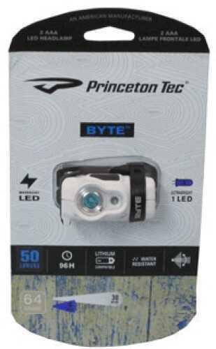 Princeton Tec BYTE, White LED, White 50 Lume