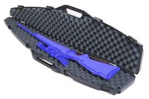 Plano SE Series Case Contour Single Scoped Rifle/Shotgun, Black 10-10489